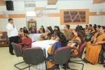 "Orientation for Teachers : Model Academy Organised Teacher Training programme on ""I Am A Proud Teacher"" for teachers addressed  by Dr. Shanker Goenka,certified trainer, TEDx Speaker & managing Director of WOW Factors India."