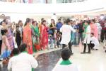 "Nukkad Natak at Wavemall : Model Academy - The Prestigious School of MIER performed a Nukkad Natak on the theme ""Swachhta"" and ""Paryavaran Bachao"" at the Wave Mall Jammu on 19th August, 2017 in which students from classes 6th to 8th participated."