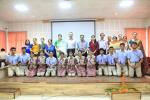 Felicitation Ceremony of the Meritorious Students. : Felicitation Ceremony of the Meritorious Students.