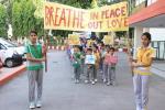 Peace Rally :