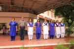 Scouts & Guides Camp - Closing Ceremony. :