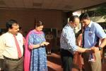 Investiture Ceremony : MODEL ACADEMY ORGANISES INVESTITURE CEREMONY
