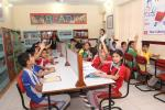Model Academy Organised World Book Day : Model Academy The Prestigious School of MIER Organised World Book Day