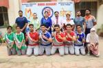 Kick Boxing & Wushu Competiton : Winners of Inter School Kick Boxing & Wushu Competiton