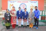 62nd National School Games : outstanding Performance in 62nd National School Games