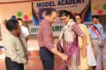 Model Academy organised Investure Ceremony : Model Academy B.C. Road The Prestigious School of MIER organised Investure ceremony