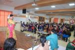 Classical Dancer Mahua Shankerji performs at Model Academy : Spic Macay - a society for the promotion of Indian Classical Music and Culture amongst youth organised an enthralling performance for the audience of Model Academy.
