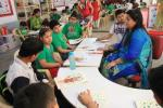 Green Colour Day : Inclusive School Celebrates Green Colour Day