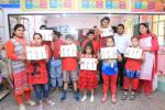 Red Colour Day : Inclusive School Celebrates Red Colour Day